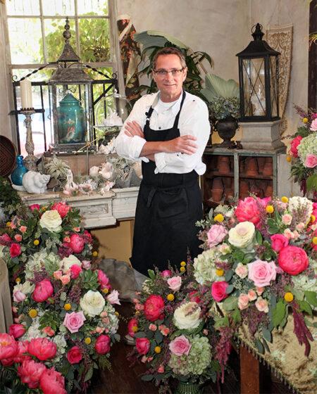 Gene Luke of Ambrose Garden Florists in New Orleans